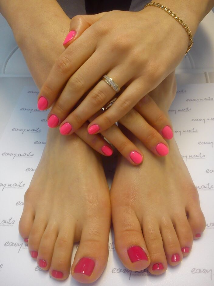 Japanese Manicure and Pedicure Warsaw City Center | Easy Nails
